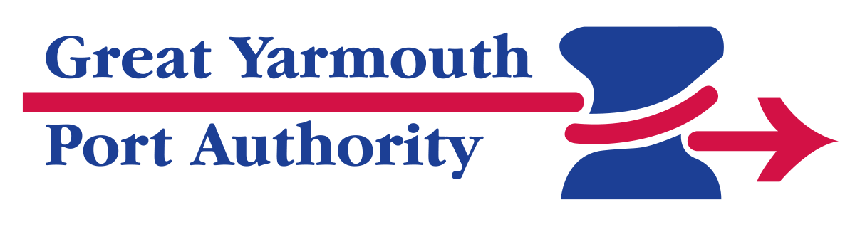 Great Yarmouth Port Authority Logo