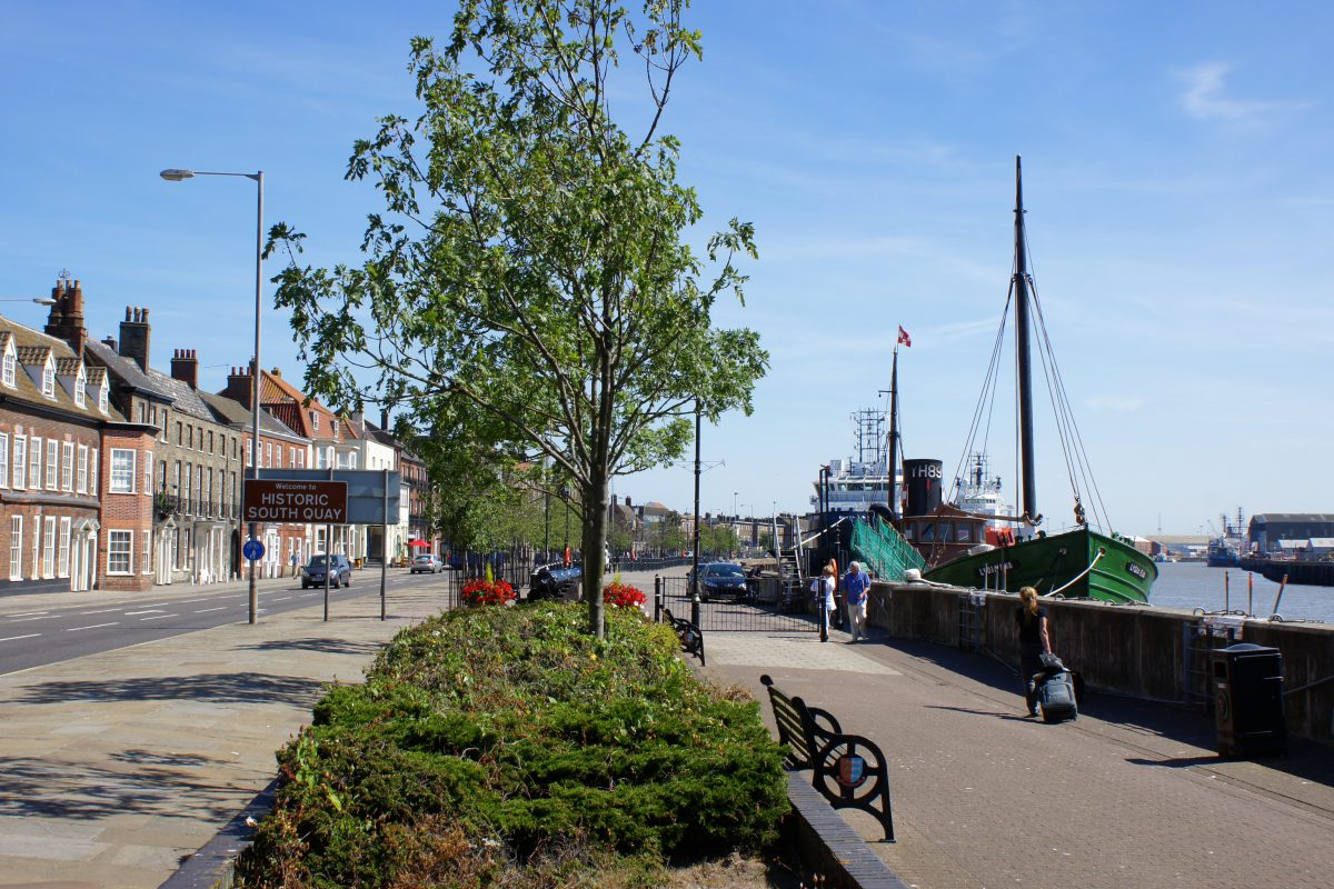 GYPA: Port of Great Yarmouth